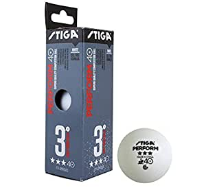 Cosco Stiga Optimum Table Tennis Balls