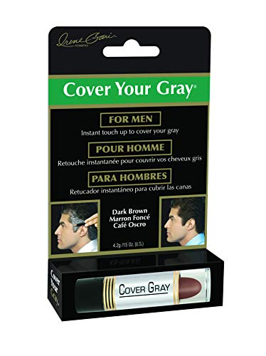 Cover Your Gray For Men - Touch-Up Stick - Dark Brown (Haarfarbe) -