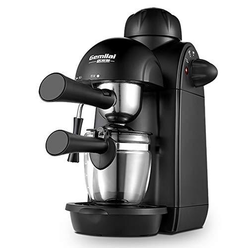 Macchina da caffè, macchina per cappuccino espresso professionale, caffettiera e macchina per la schiuma del latte, home office
