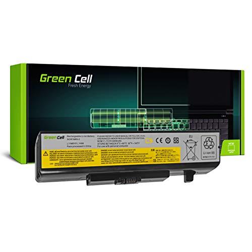 Green Cell Standard Serie Laptop Akku für Lenovo B580 B590 IdeaPad N580 P580 P585 Y580 Z580 (6 Zellen 4400mAh 11.1V Schwarz)