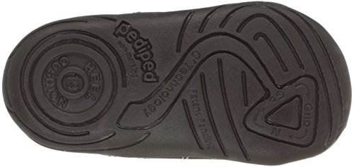 pediped  Jake, Sneakers Basses Garçons Marron (Chocolate)