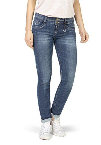 Timezone Damen Enyatz Slim Jeans, Blau (Blue Royal Wash 3065), W28/L32 (Herstellergröße: 28/32)