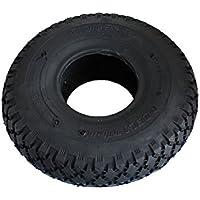 1 Reifen PR4 18x9.50-8 Rasentraktor Aufsitzmäher Schlauch 4PR f