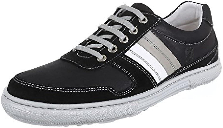 Herren Schuhe  10221  SNEAKER LEDER LOW TOP  Billig und erschwinglich Im Verkauf