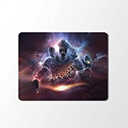 Mouse Pad | Shiva Print Mouse Pad | Designer High Quality Waterproof Coating Gaming Mouse Pad With Black Base