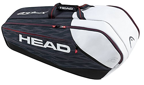 Head Tennistasche Djokovic Super Combi Schläger Tasche