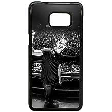Martin Garrix caso U5O89O6KU funda Samsung Galaxy S6 Edge Plus funda R3DNET negro