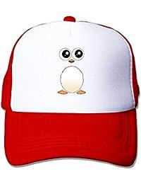 57a0aecb33b7d Voxpkrs Sombreros Ajustables Unisex del pingüino Lindo Gorro de Camionero  de  BR  Primavera! Gorras de Beisbol…