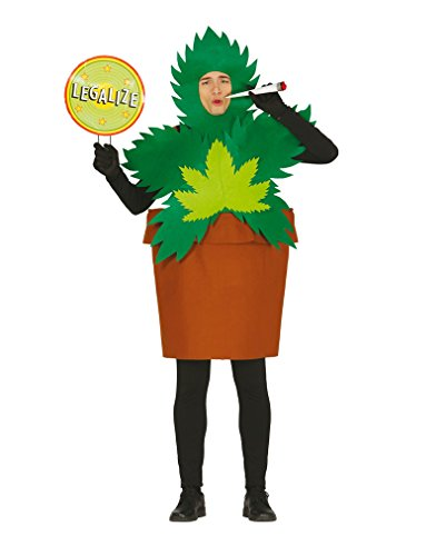 Marihuana Topfpflanze Kostüm (Marihuana Joint Kostüm)