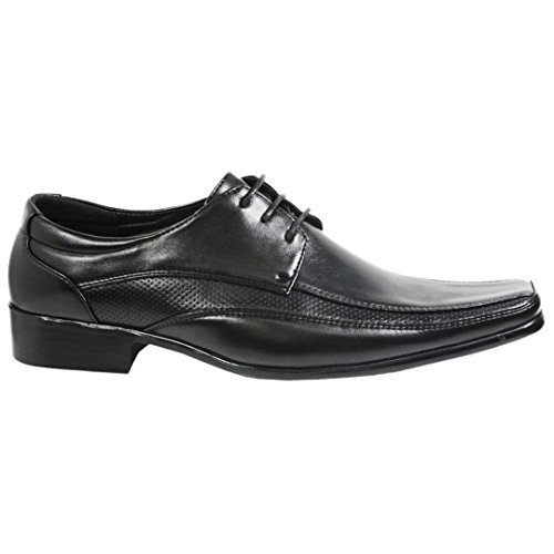 MYSHOESTORE  Italian Shoes,  Herren Stiefel Schwarz
