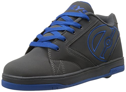 Heelys Unisex-Kinder Propel 2.0 (770508) Sport & Outdoorschuhe Grey Royal