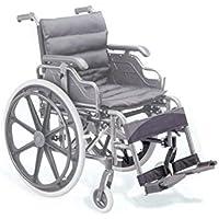 Repuesto - par de reposapiés para silla de ruedascod. 27717