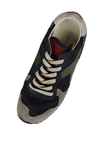 Chaussures an1858 Diadora Uomo fantaisie Blu/grigio/verde