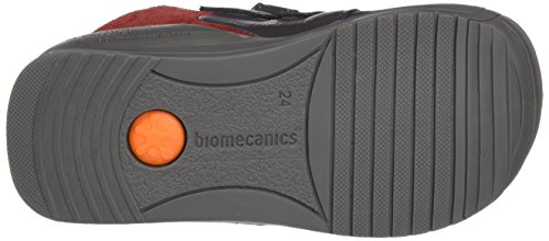 Biomecanics Unisex Baby 161143 Stiefel Antracita / Burdeos (Sauvage / Serraje)