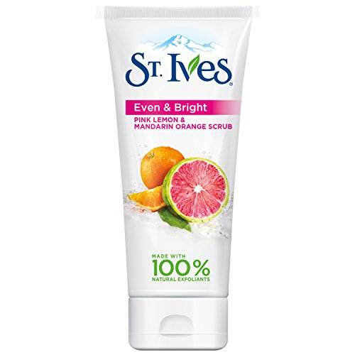 st-ives-even-and-bright-pink-lemon-and-mandarin-orange-scrub-6-fluid-ounce-pink-lemon-mandarin-orang