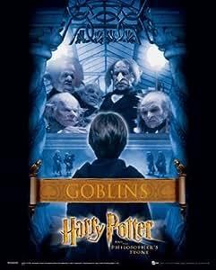 Harry Potter 1 Goblins Photographic Print