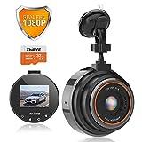 Caméra de Voiture ThiEYE Dashcam FHD 1080P 170° Angle Caméra Embarquée Enregistrement en Boucle Super Vision Nocturne avec G-Capteur,WDR, Détection de Mouvement, Parking Surveillance et Carte SD 32GO