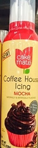 Cake Mate Mocha Icing (Pack of 3)