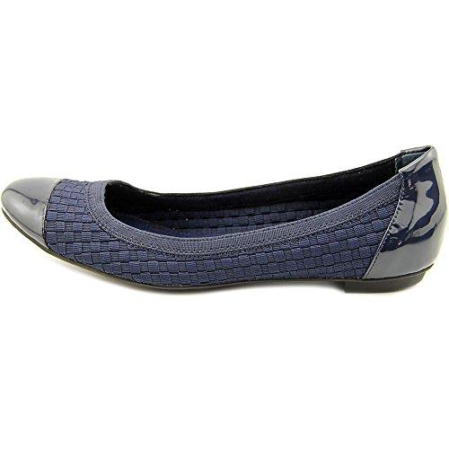 Alfani , Mocassins pour femme gris bleu marine foncé