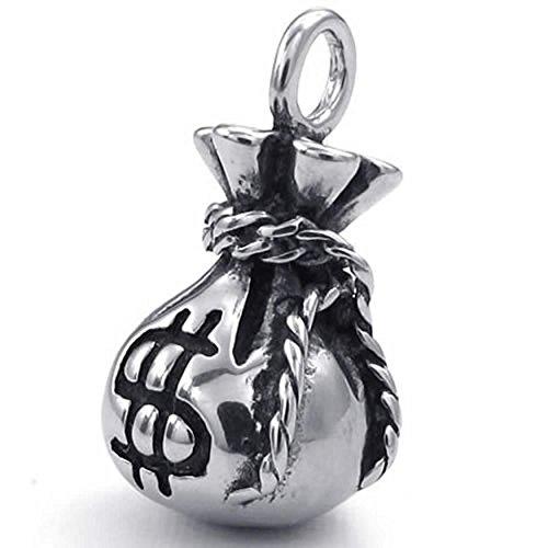 anazoz-acciaio-inossidabile-argento-uomo-donna-ciondolo-collana-dollar-logo-bourse-18-26-polici-cate