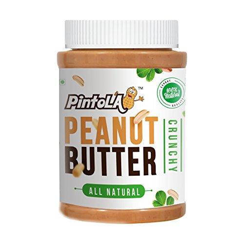 All Natural Peanut Butter Crunchy