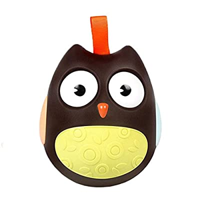 Baby Educational Toy,Byste Owl Roly-poly Toy Infant Developmental Toys Child Kids Gift
