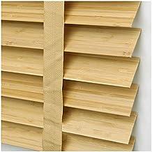 Jia He Persianas venecianas Persianas de madera maciza Baño de bambú Dormitorio de estudio Sala de