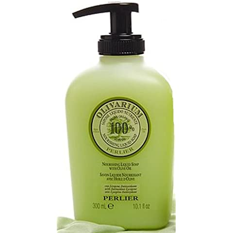 Perlier Body Hand Olivarium Liquid Soap OLIVE OIL ~ 10.1
