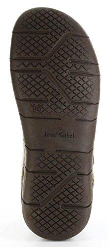 SALE - JOSEF SEIBEL - Paul 06 - Herren Sandalen - Braun Schuhe in Übergrößen Braun