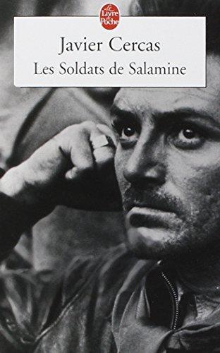 Les Soldats de Salamine (Ldp Litterature) par J Cercas