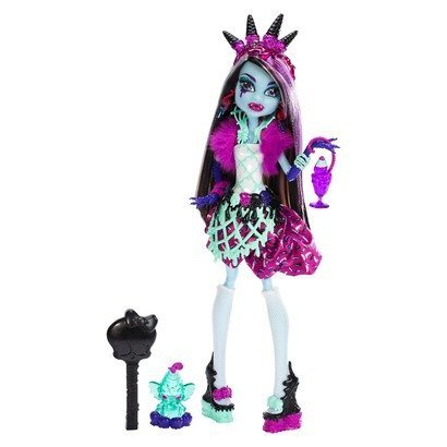creams Abbey Bominable Doll (Monster High Abbey Bominable)