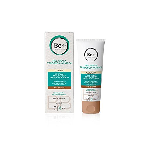 BE+ BB CREAM REGU MATIF F20 P OSCUR 40ML