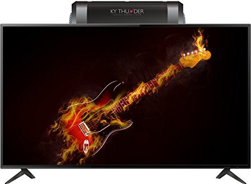 Onida 127 cm (50 inches) Thunder Series 50FKY Full HD LED Android Smart TV (Black)
