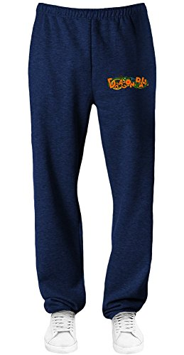 Dragon Ball logo Sweatpants X-Large