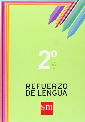 Refuerzo de lengua. 2 ESO - 9788467515817 por Javier Alonso