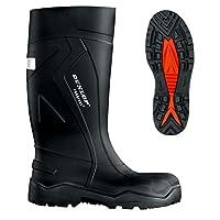 Dunlop Unisex Purofort Full Safety Wellington Boot Black 12