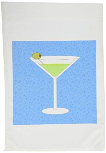 3drose-fl-57112-1-verde-brillante-martini-in-vetro-con-sfondo-blu-olive-garden-flag-12-da-457-cm