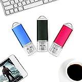 Chiavetta USB [3 Pezzi] 32GB Pen Drive 32GB Pennetta USB Flash Drive Memoria Stick 32 GB(32GB*3PCS)