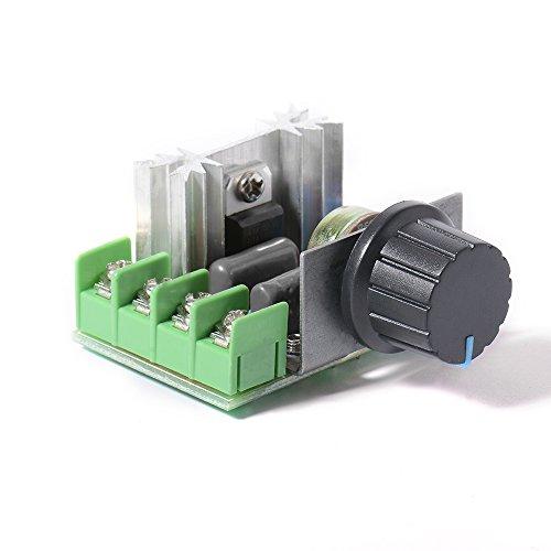 XCSOURCE 2000W elettronico SCR regolatore di tensione Dimmer velocita del motore termoregolatore AC110-220V di vendita caldo TE478