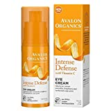 avalon organics, vitamina C Vitality-siero viso 28,3gram