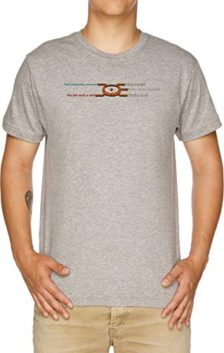 Konversation Rad Herren T-Shirt Grau