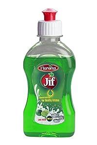 Floroma Jif Dishwash Gel Lime (200 ml)