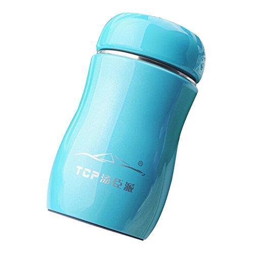 Berrose 230ML Süssigkeiten Farben rostfreier Stahl Vakuum Thermobecher Wasserbecher Edelstahl Candy Color Travel Wärmeflasche