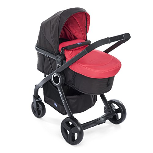 Chicco Color Pack Bezug für Sportwagen Urban, red Passion