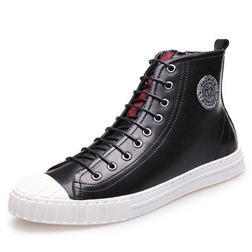 autunno scarpe uomini/ gioventù per il tempo libero scarpe/Piatto-cravatta scarpe-A Lunghezza piede=25.3CM(10Inch)
