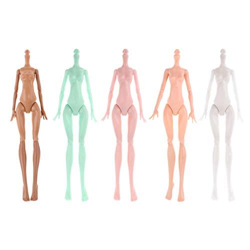 liche Nackte Puppenkörper für Monster High Puppen ()