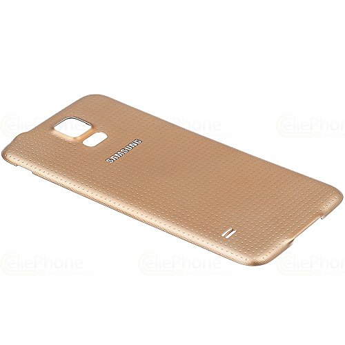 galaxy s5 mini gold Samsung Battery Cover Gold, GH98-31984D - Samsung Galaxy S5 mini