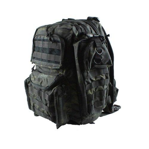 Voodoo Tactical The Improved Matrix Pack, Black Multicam -