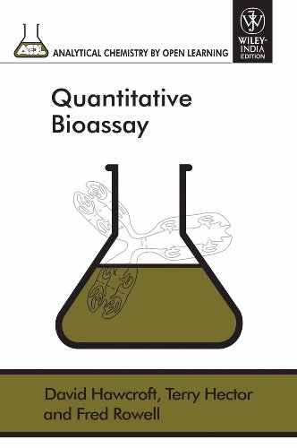 Quantitative Bioassay (Part of ACOL Series) [Paperback] [Jan 01, 2008] Hawcroft