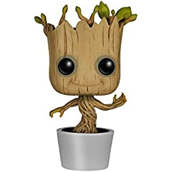 Funko Pop! - Bailando Figura de Vinilo Dancing Groot, colección Guardians of The Galaxy (5104)